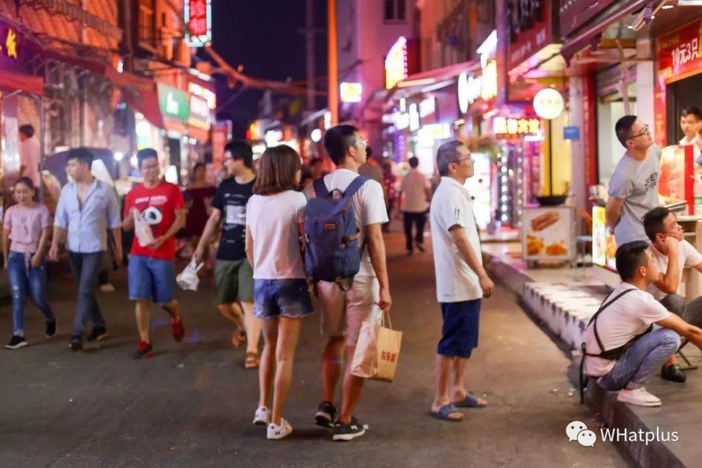 财大后街都有什么好吃的东西 热闹的街道没了烟火的传奇
