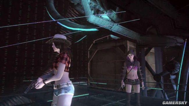 游戏动漫里的女主为什么总是穿着比基尼打架 背后的真相原来是这样的