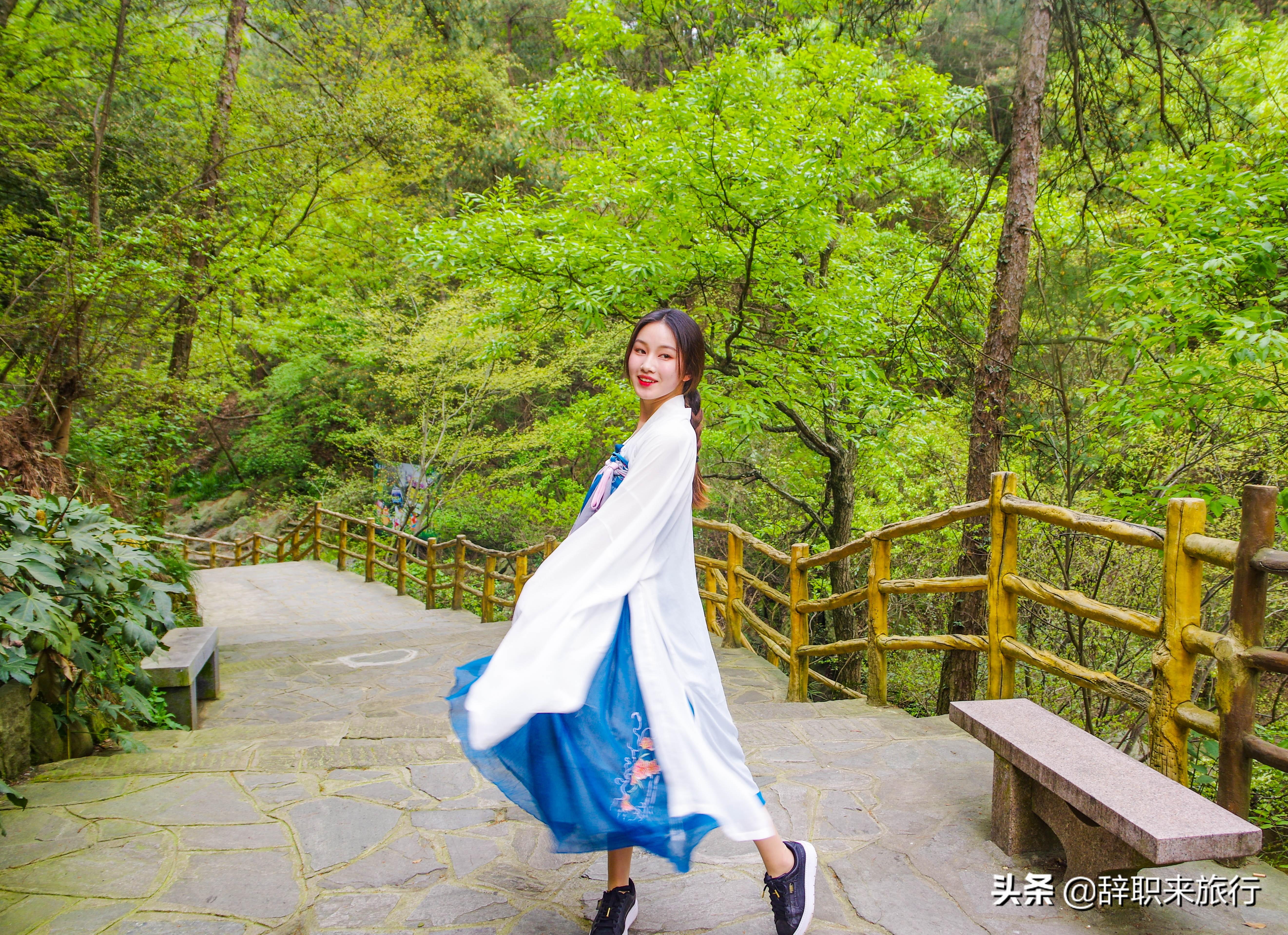 五一小长假,去武汉这处超美的旅行地,避开拥挤饱览湖光山色