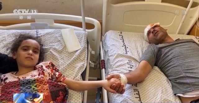 巴勒斯坦女孩,镜头前的一幕让人心碎!孩子们做错了什么?