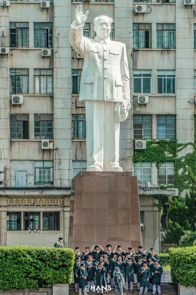 武汉的大学究竟有多神奇 哪座学校的神兽最厉害