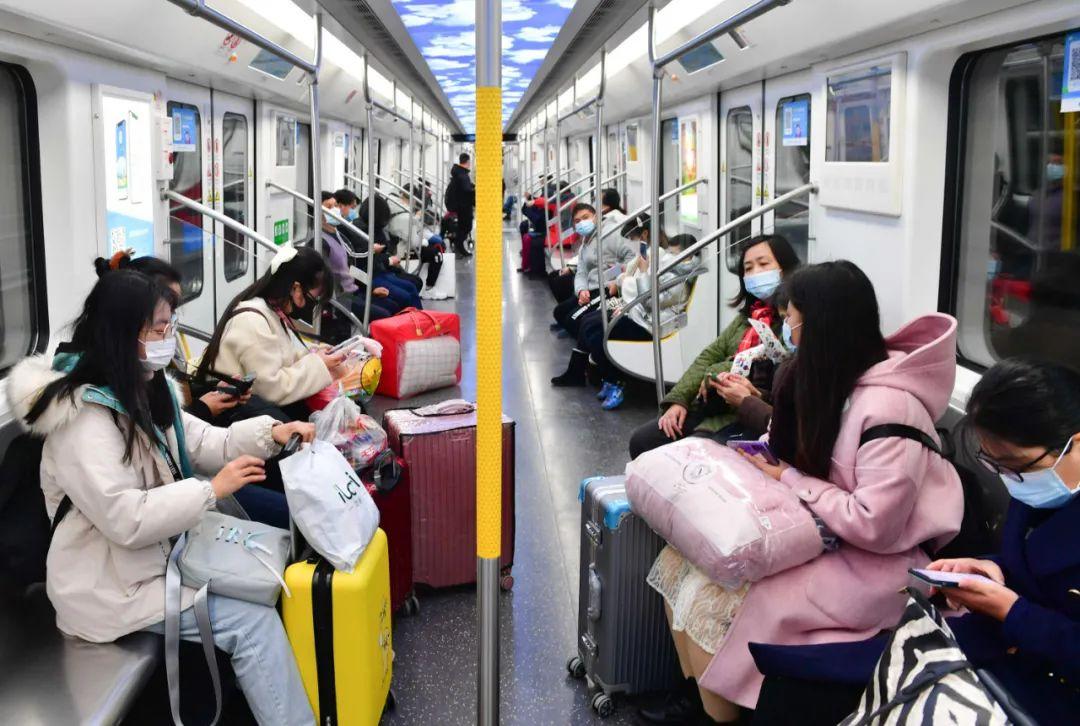 """武汉地铁""""凹""""了 对此你有什么想说的"""