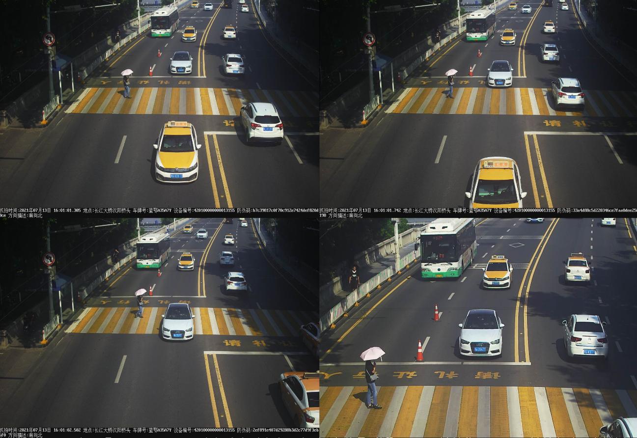 武汉交警多措并举 倡导交通文明新风尚