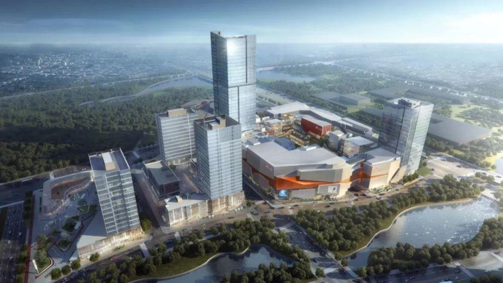 武汉刷新全球高端商业 迪拜购物中心地位不保