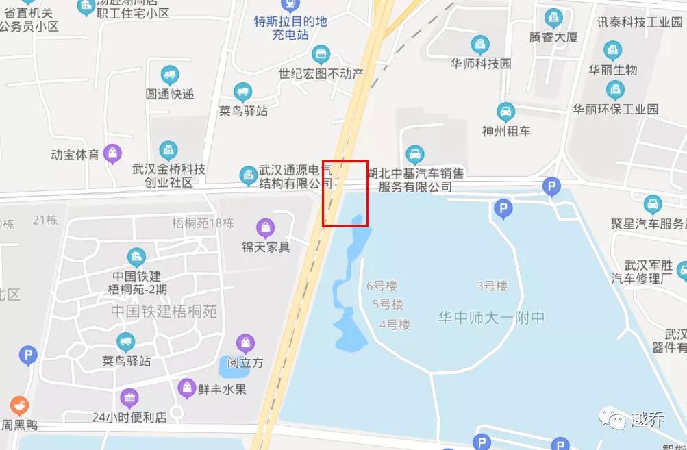 武汉地铁9号线亮相 站点具体落位曝光插图(17)