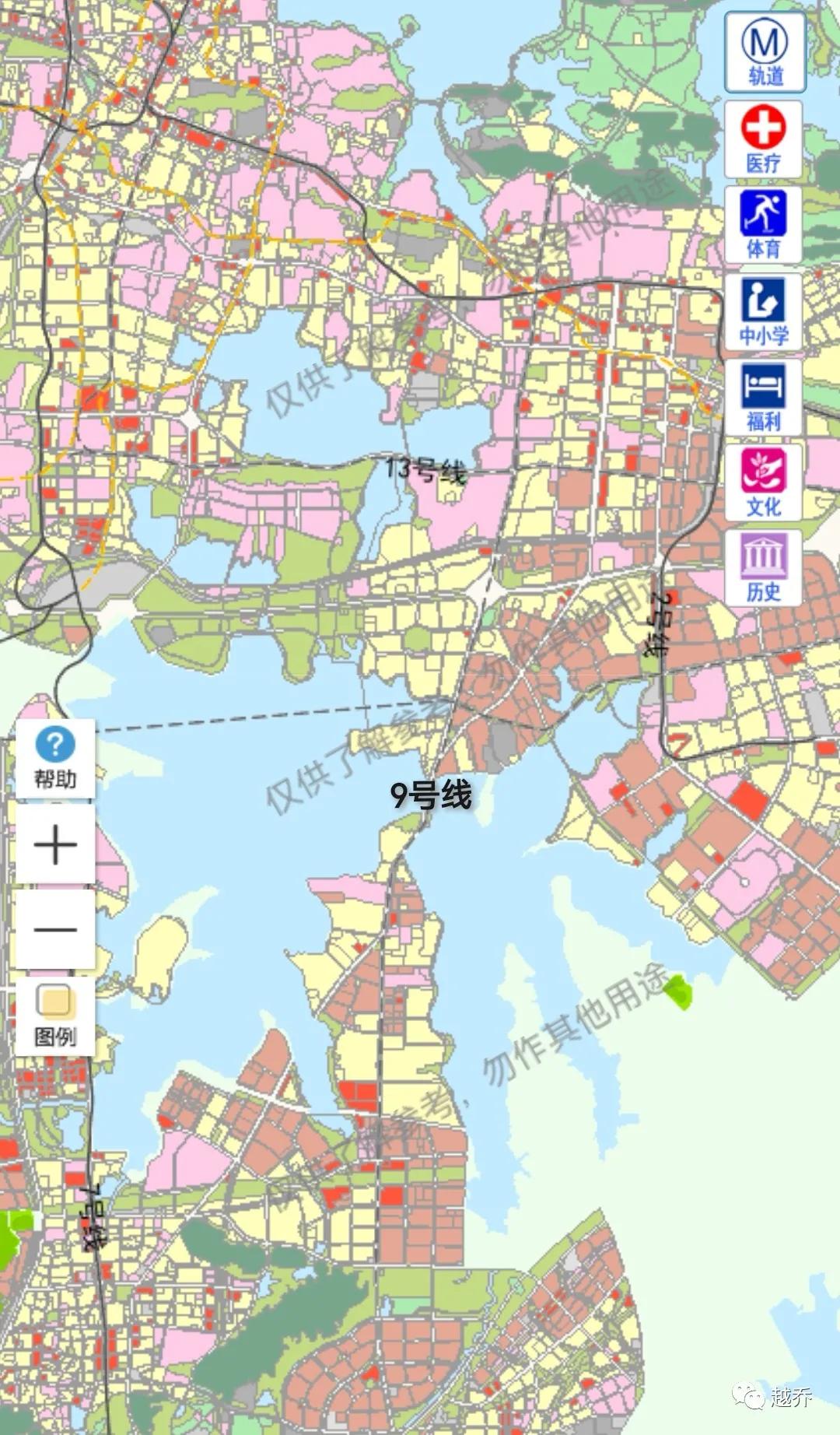 武汉地铁9号线亮相 站点具体落位曝光插图(2)