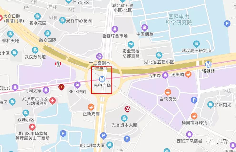 武汉地铁9号线亮相 站点具体落位曝光插图(7)