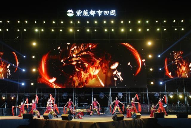 021武汉乡村旅游节启动